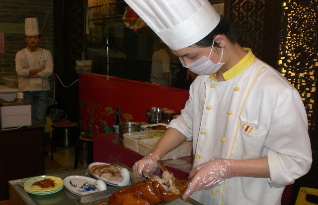 Reiseblogg, Kina