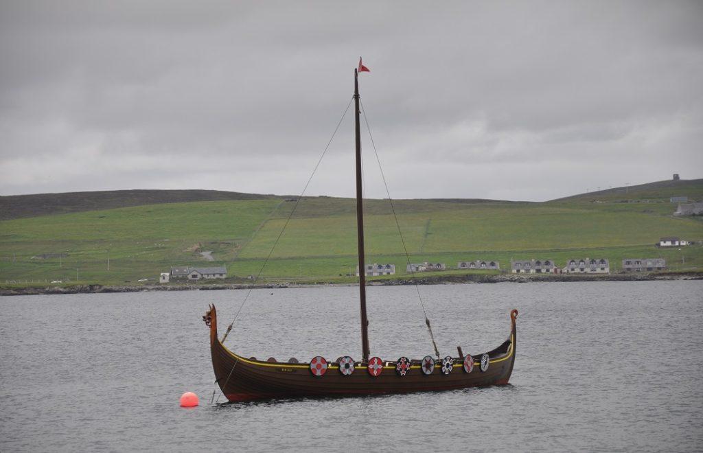Reiseblogg, Shetland