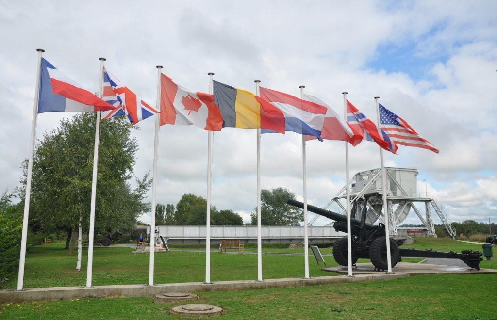 Reiseblogg, Normandie