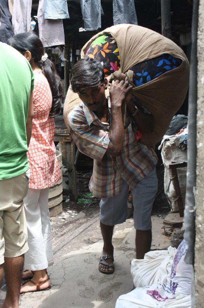 Reiseblogg, India