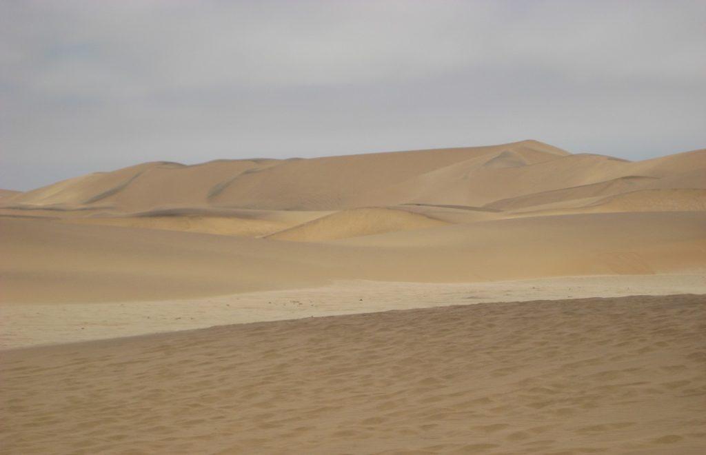 Reiseblogg, Namibia