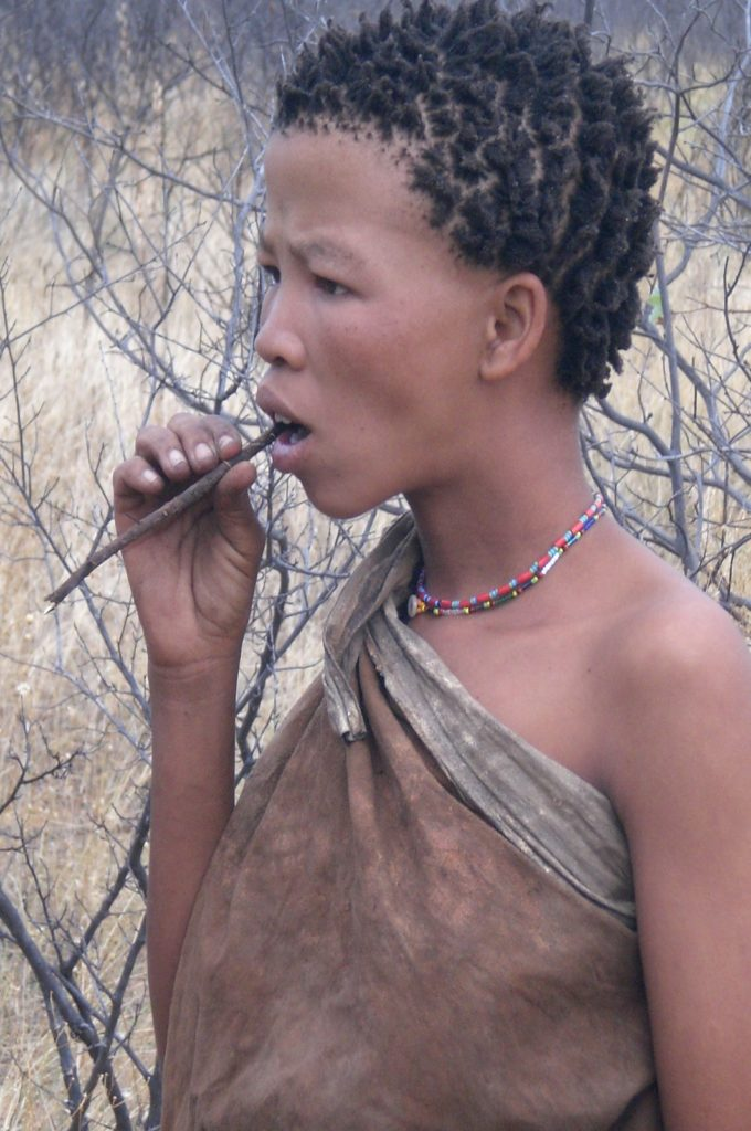 Reiseblogg, Afrika