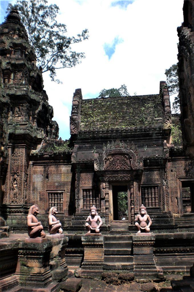 Reiseblogg, Kambodsja